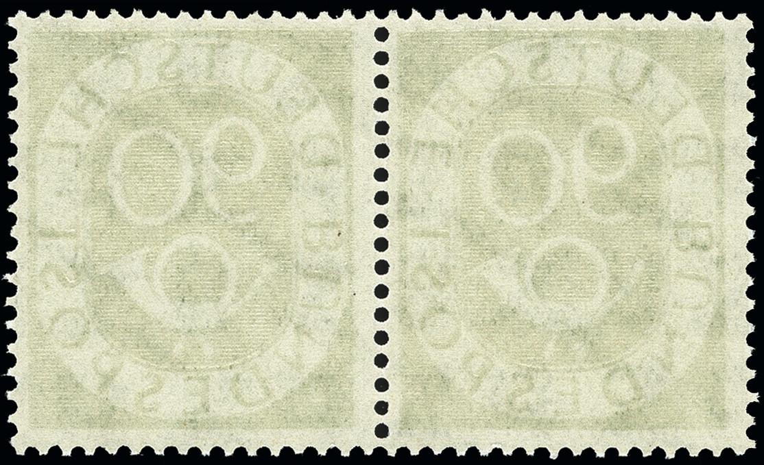 Lot 2843 - germany after 1945 federal republic of germany -  Heinrich Koehler Auktionen Heinrich Köhler Auction 376 - Day 1