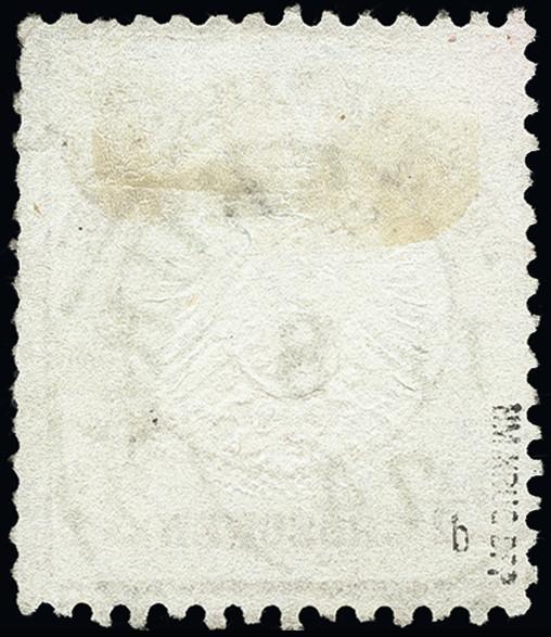 Lot 2921 - Main catalogue German Empire -  Heinrich Koehler Auktionen Heinrich Köhler Auction 376 - Day 4