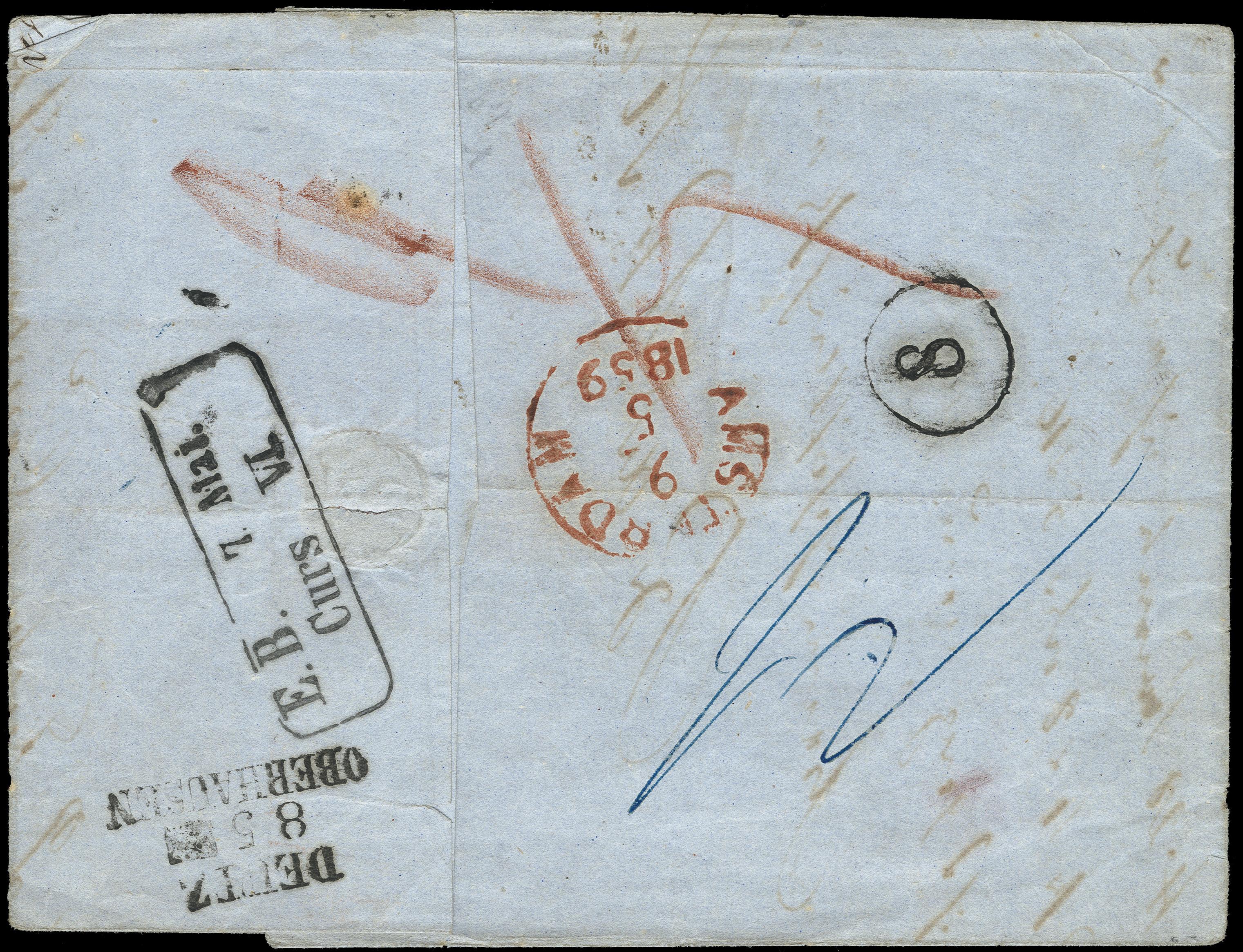 Lot 1011 - Switzerland swiss federal post -  Heinrich Koehler Auktionen Heinrich Köhler Auction 376 - Day 1