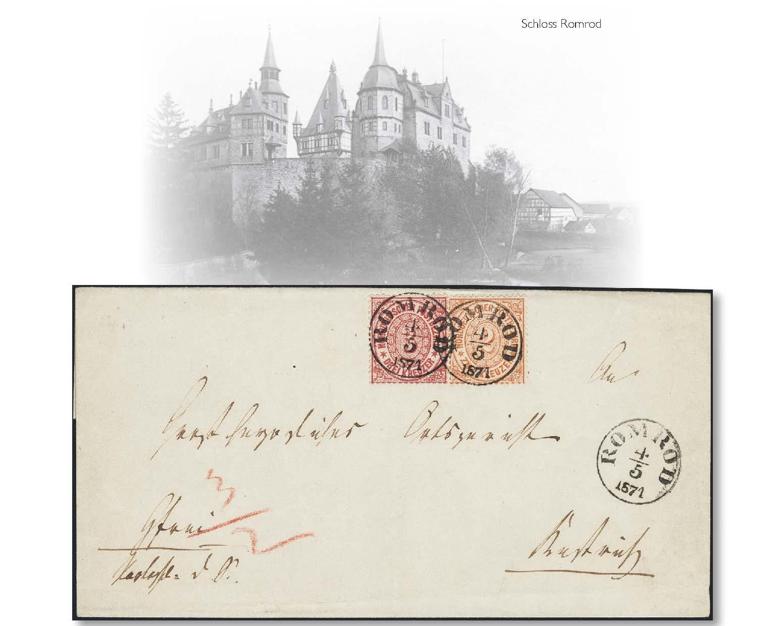 Lot 6001 - Main catalogue German Empire -  Heinrich Koehler Auktionen Heinrich Köhler Auction 376 - Day 4