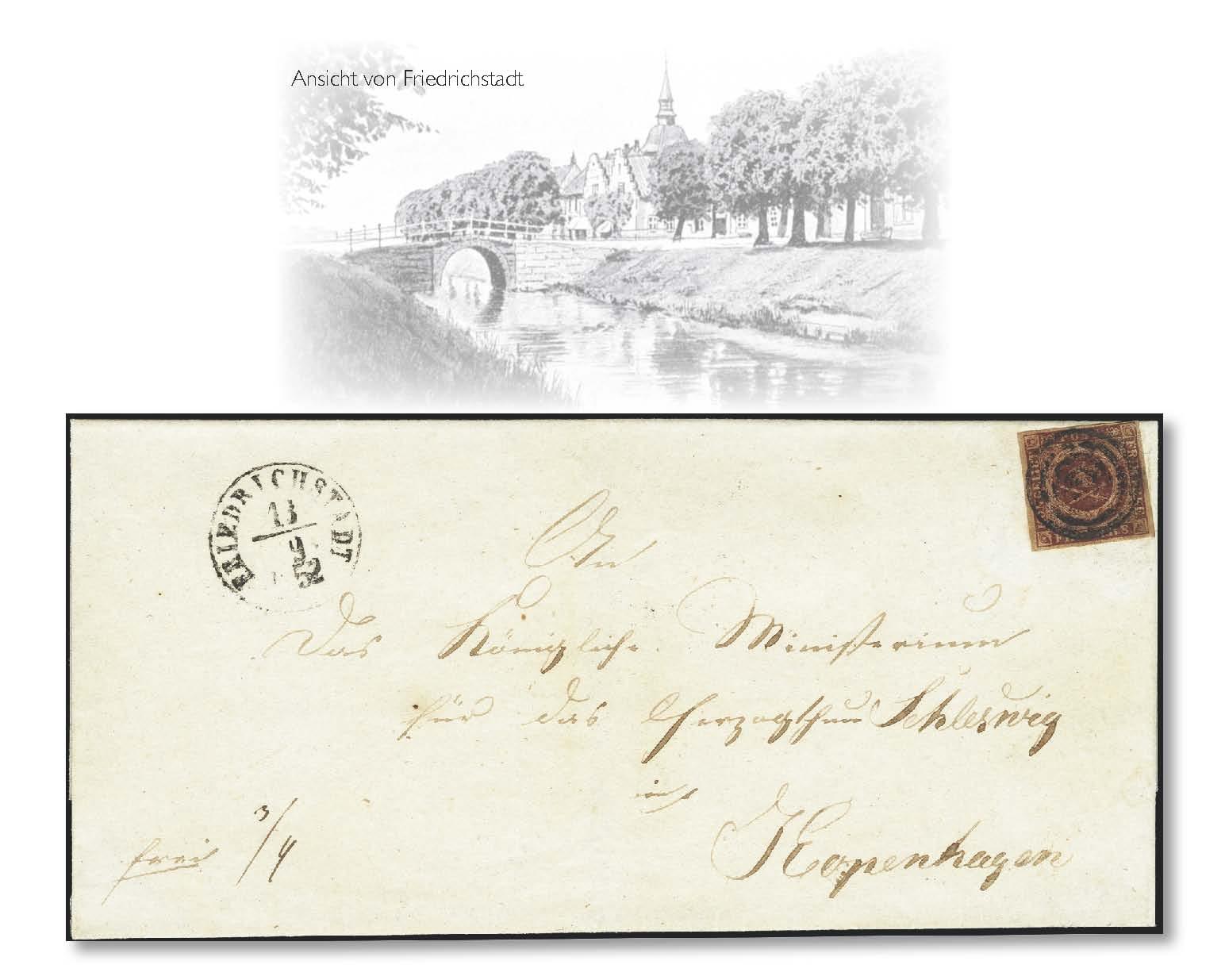Lot 1127 - europe Denmark -  Heinrich Koehler Auktionen Heinrich Köhler Auction 376 - Day 1