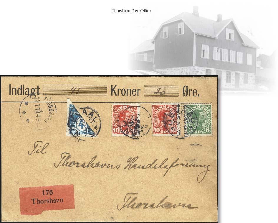 Lot 4078 - europe faroe islands -  Heinrich Koehler Auktionen Heinrich Köhler Auction 376 - Day 1