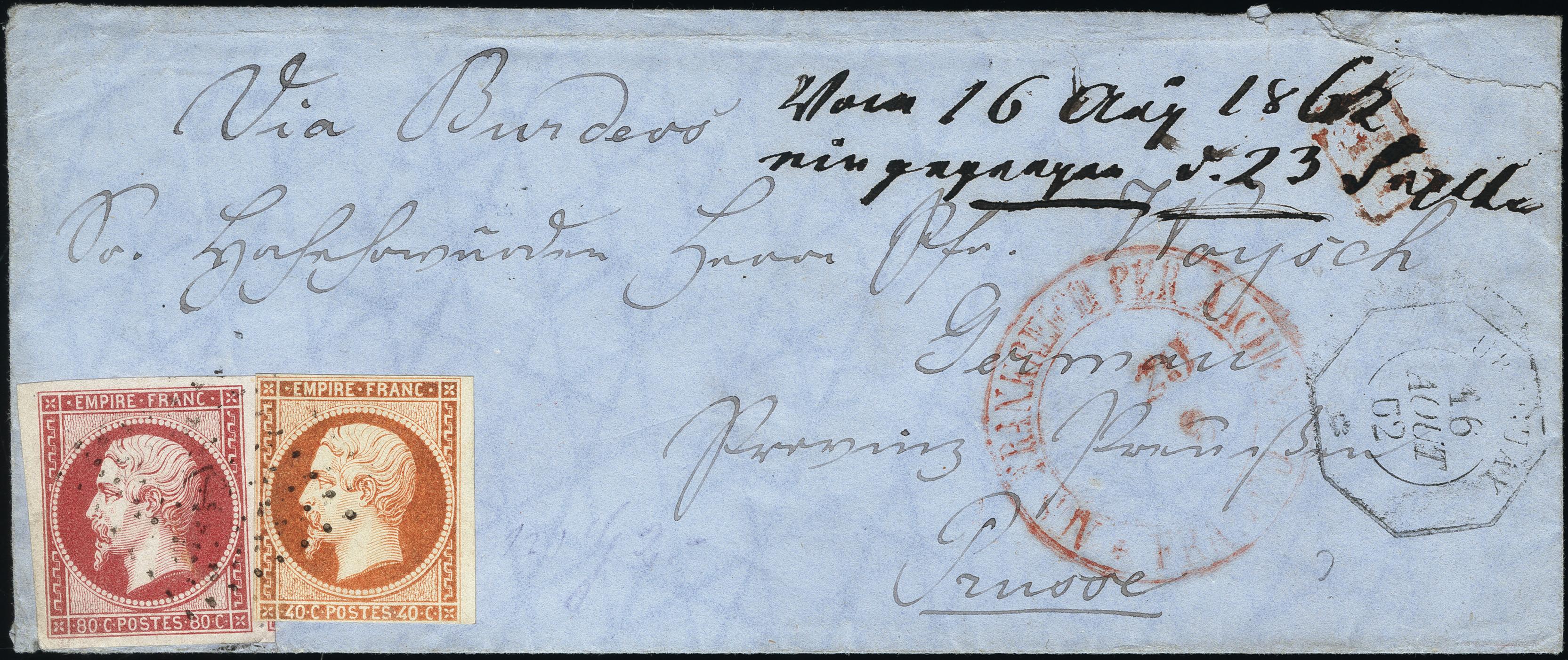 Lot 1181 - europe France -  Heinrich Koehler Auktionen Heinrich Köhler Auction 377 - Day 1