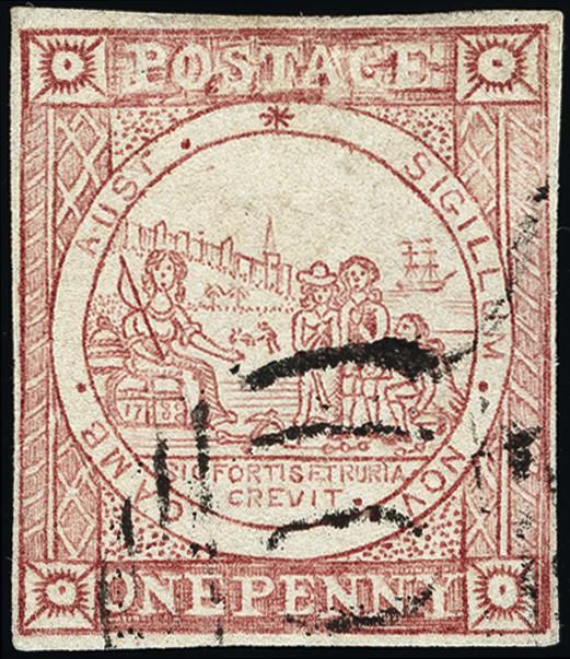 Lot 1209 - Australia New South Wales -  Heinrich Koehler Auktionen Heinrich Köhler Auction 377 - Day 1