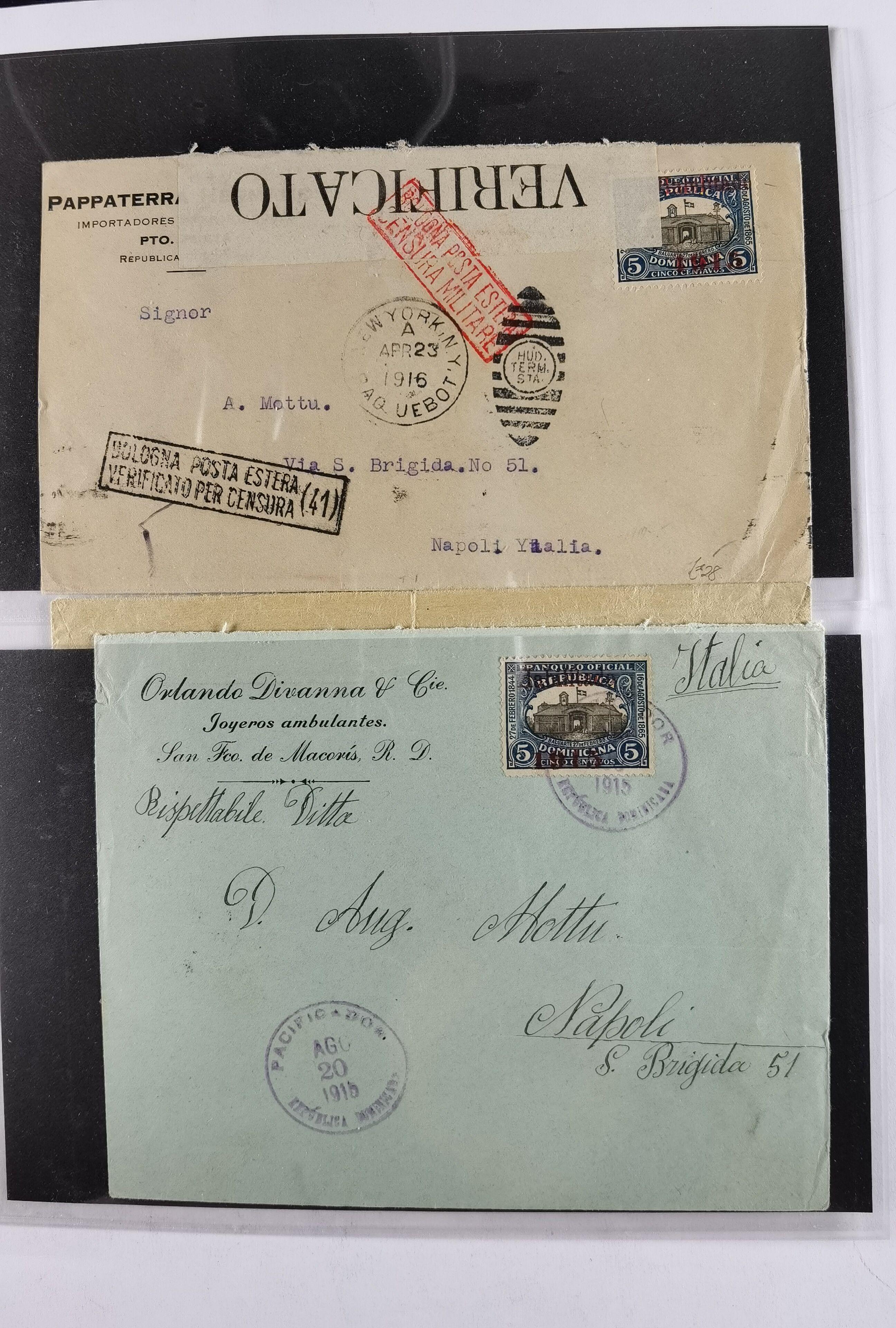 Lot 6683 - Overseas dominican republic -  Heinrich Koehler Auktionen Heinrich Köhler Auction 377 - Day 1