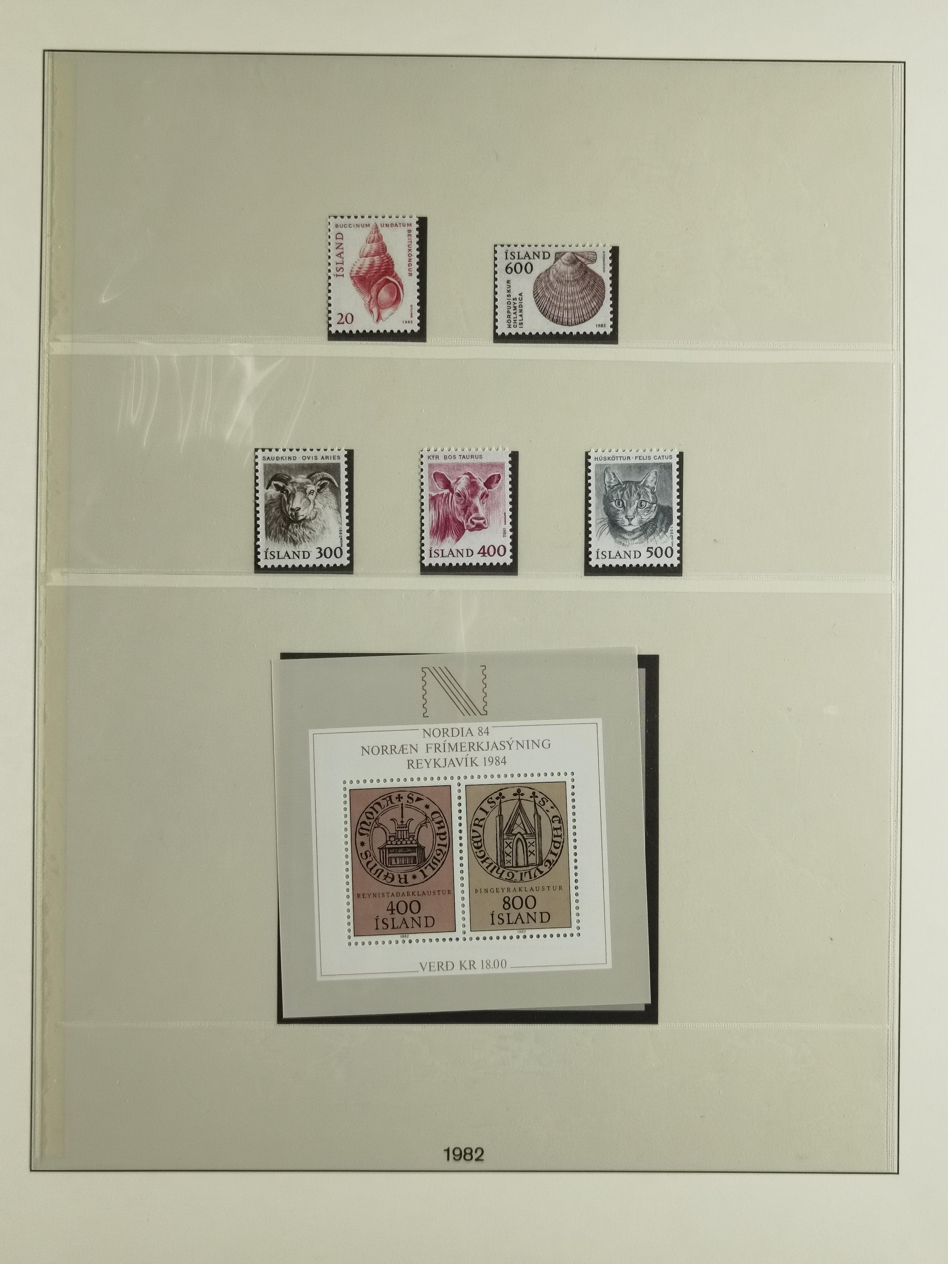 Lot 3101 - europe Iceland -  Heinrich Koehler Auktionen Heinrich Köhler Auction 377 - Day 3