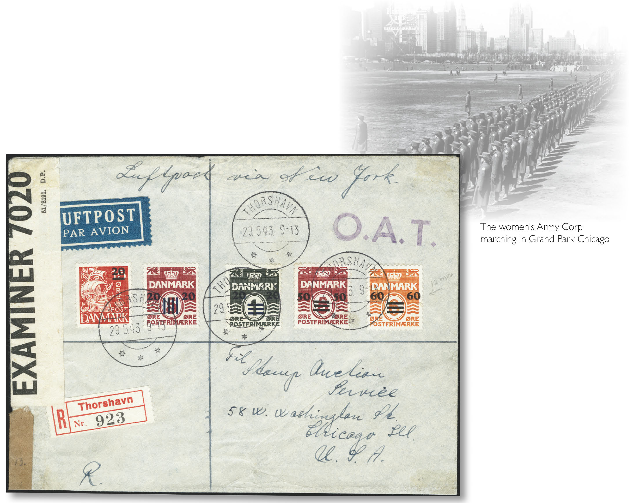 Lot 6213 - europe faroe islands -  Heinrich Koehler Auktionen Heinrich Köhler Auction 377 - Day 1