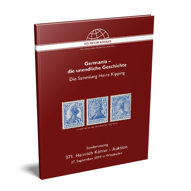 371 Auction - Special Catalogue Germania