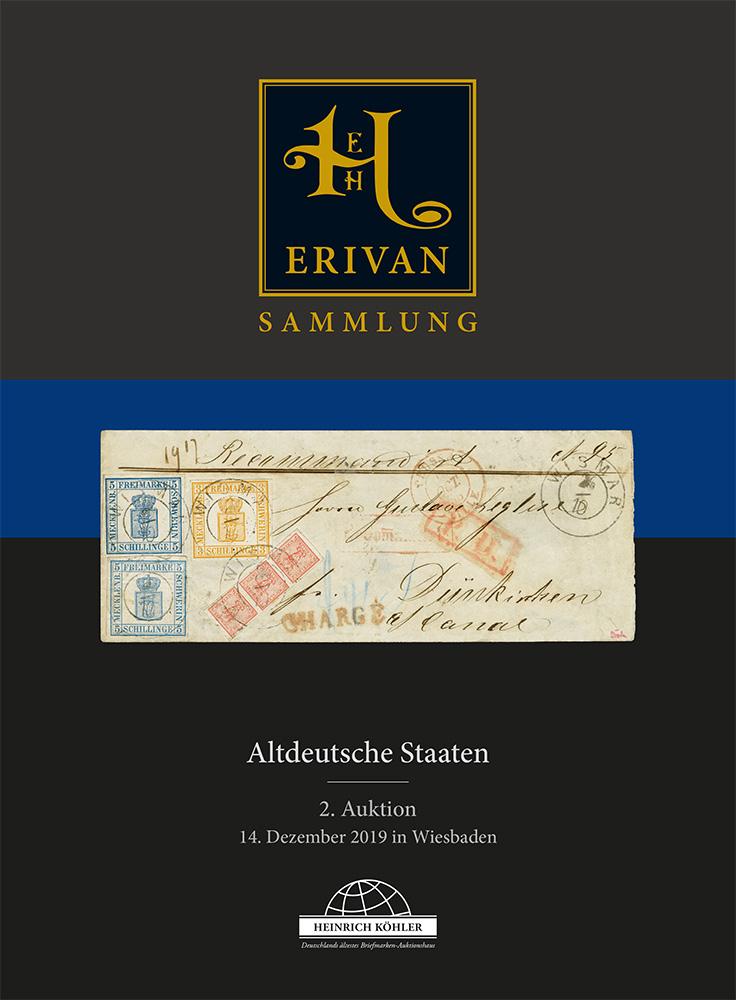 Altdeutsche Staaten - Die Sammlung ERIVAN
