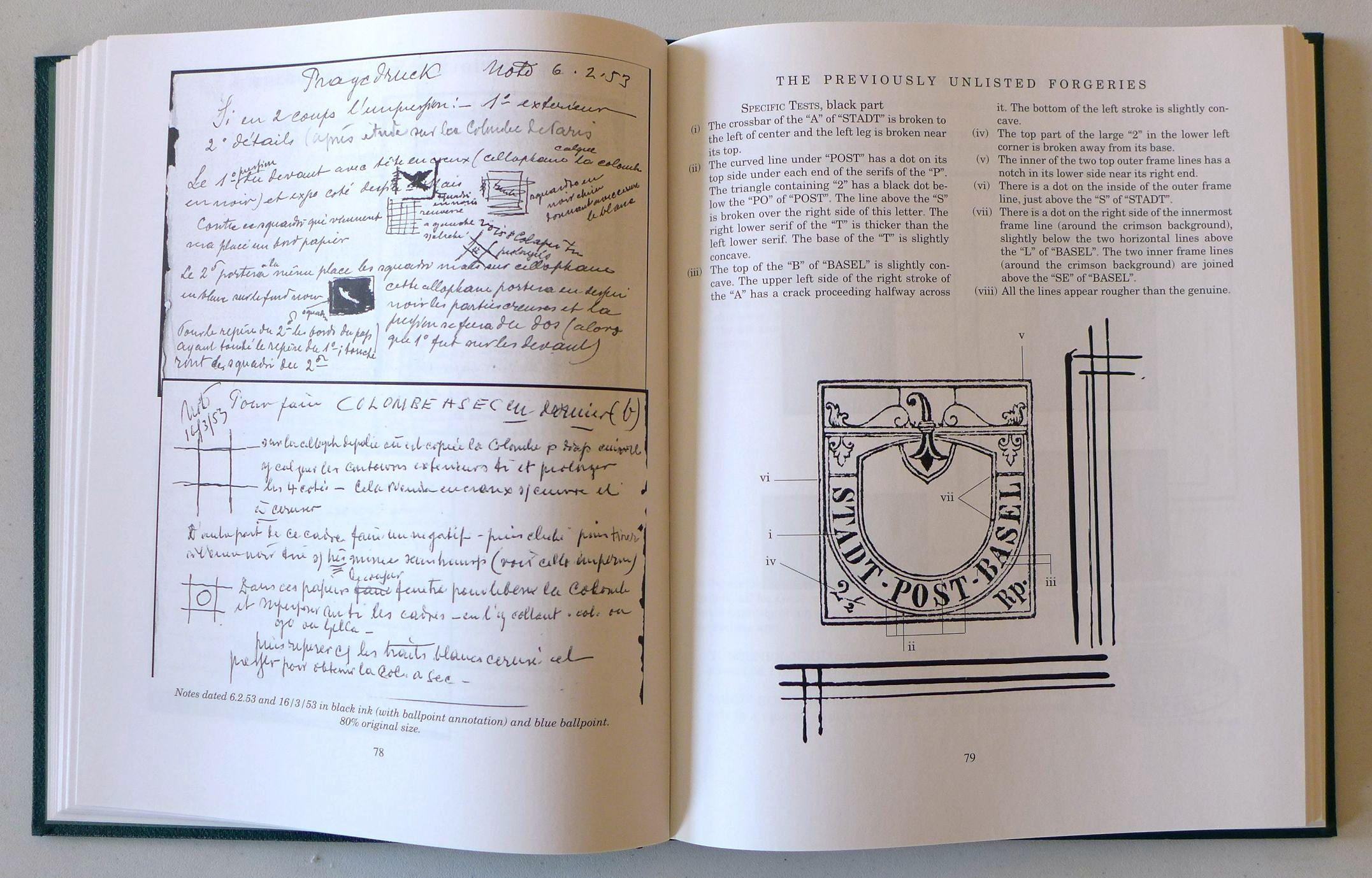 2001 veröffentlichten Lowe/Walske zahlreiche neu entdeckte Arbeiten von Jean de Sperati. Foto: Wolfgang Maassen