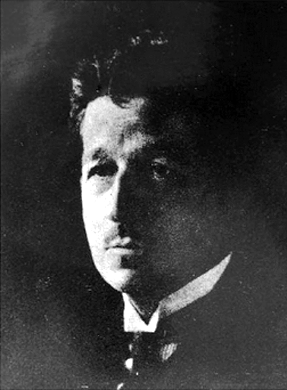 Dr Edmond Locard (photo c. 1915). From: https://de.wikipedia.org/wiki/Edmond_Locard