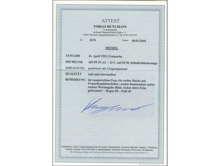 367th. Auction - 2591