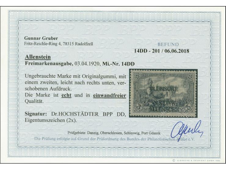 367th. Auction - 6367