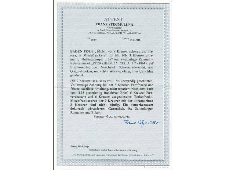 Altdeutsche Staaten -  Die Sammlung ERIVAN - 17