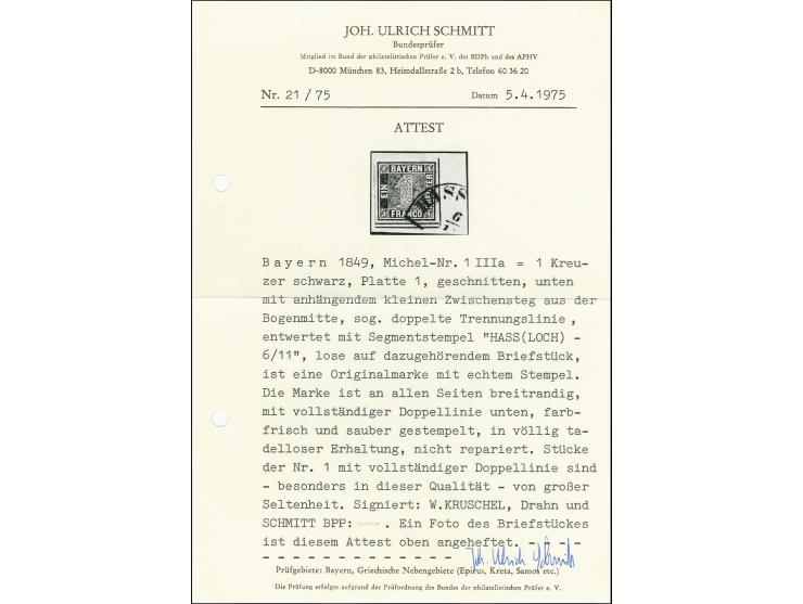Altdeutsche Staaten -  Die Sammlung ERIVAN - 26