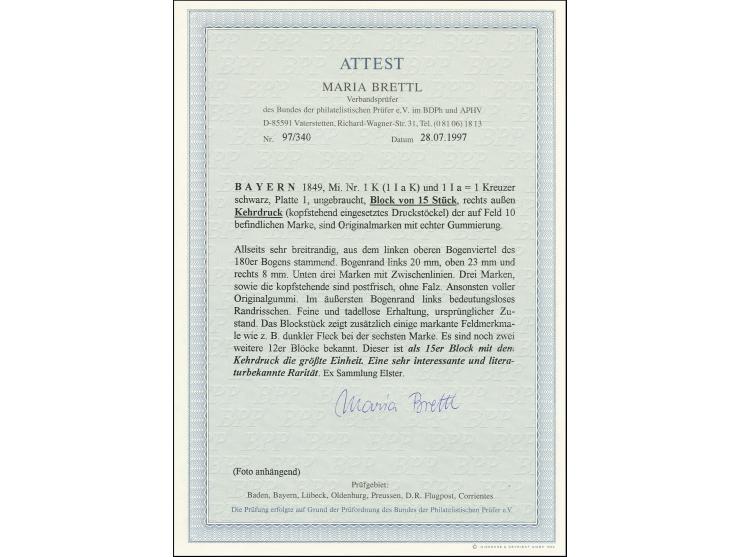 Altdeutsche Staaten -  Die Sammlung ERIVAN - 25