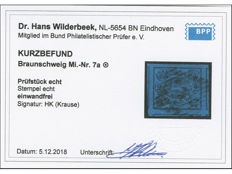 Altdeutsche Staaten -  Die Sammlung ERIVAN - 55