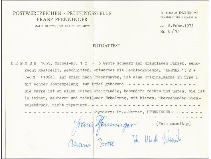 Altdeutsche Staaten -  Die Sammlung ERIVAN - 69
