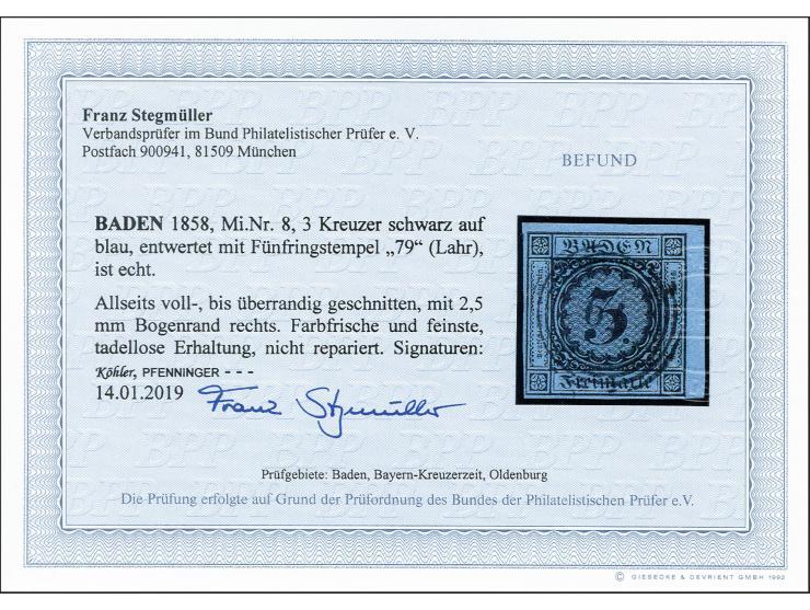 Altdeutsche Staaten -  Die Sammlung ERIVAN - 13