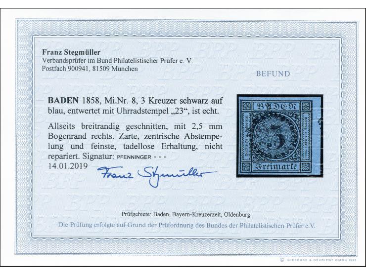 Altdeutsche Staaten -  Die Sammlung ERIVAN - 14