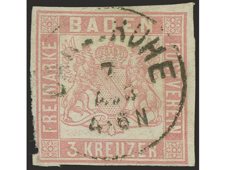 Altdeutsche Staaten -  Die Sammlung ERIVAN - 19