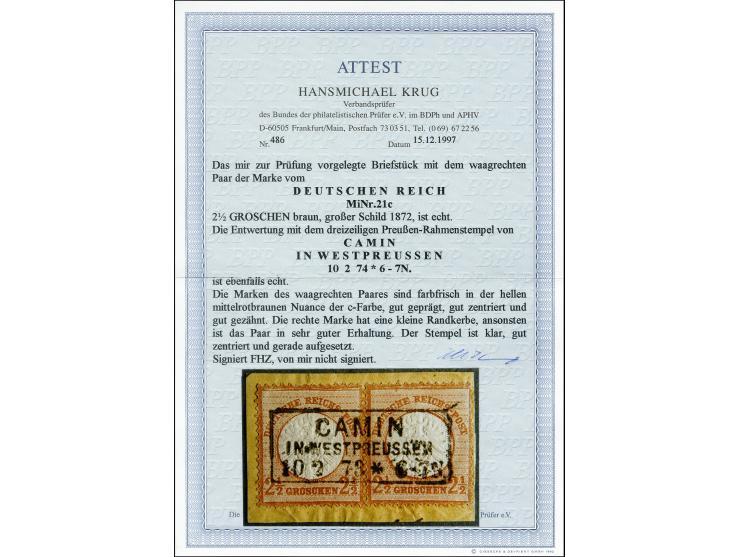 373. Heinrich Köhler Auktion - 2635