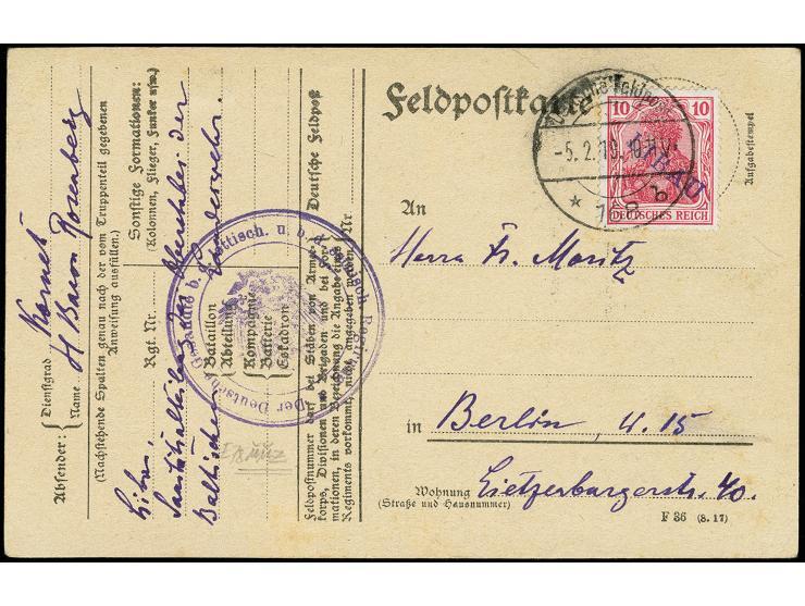 373. Heinrich Köhler Auktion - 125