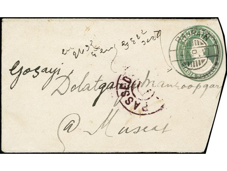 373rd. Heinrich Köhler Auction - 1032