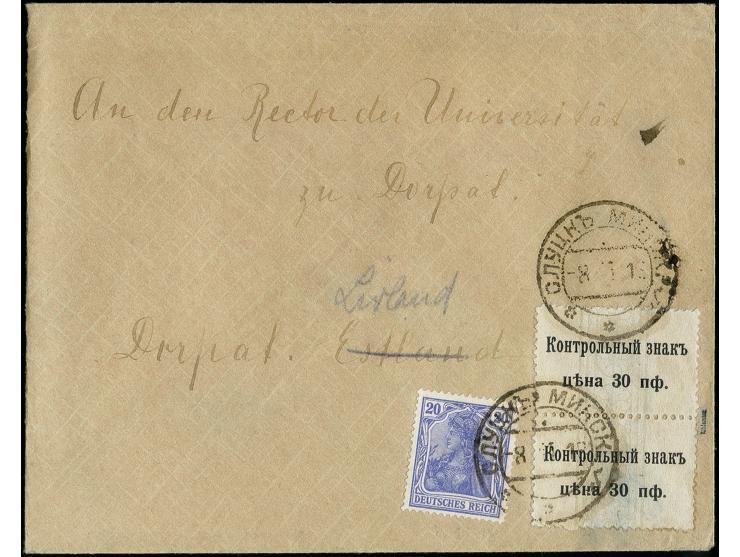 373. Heinrich Köhler Auktion - 1352