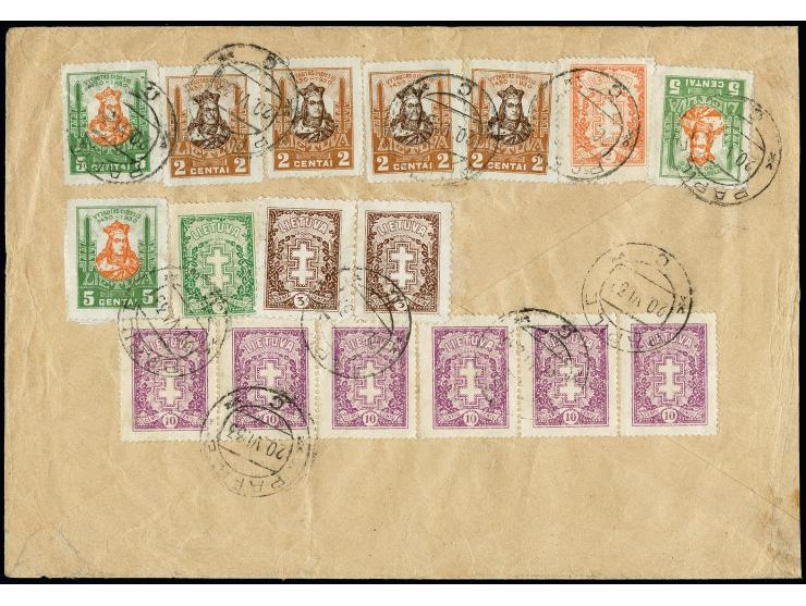 373. Heinrich Köhler Auktion - 836