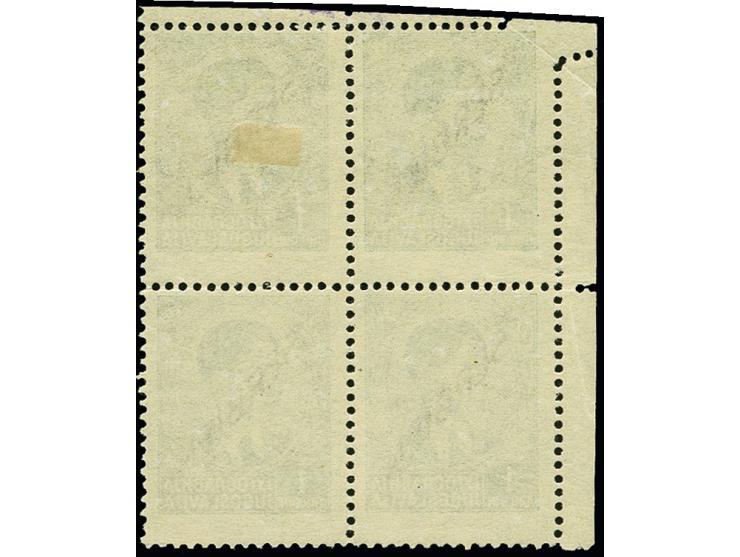 373. Heinrich Köhler Auktion - 1952A