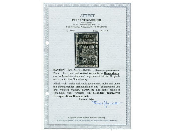 375. Auktion - 7003