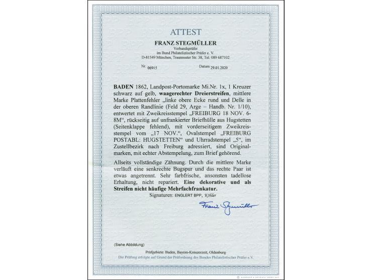 375. Heinrich Köhler Auktion - 4227