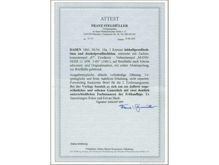 375. Heinrich Köhler Auktion - 16