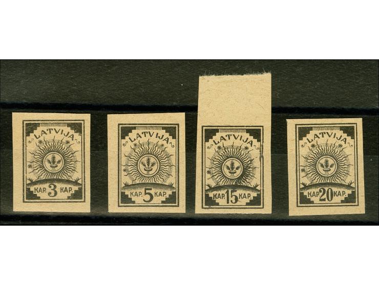 375. Heinrich Köhler Auktion - 6039