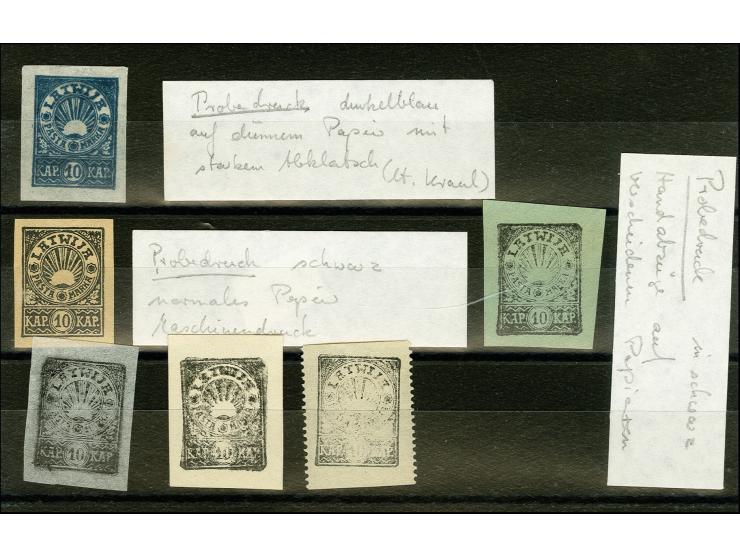 375. Heinrich Köhler Auktion - 6047