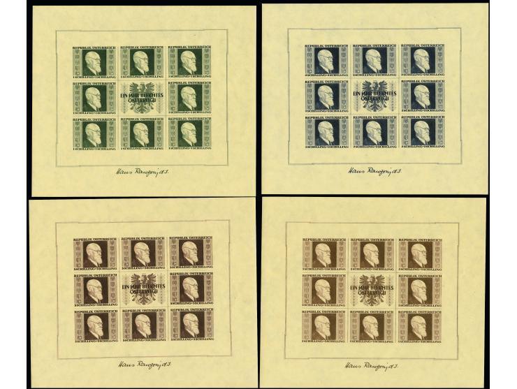 375. Heinrich Köhler Auktion - 1061