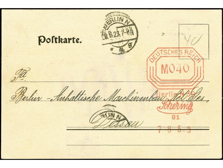 375. Heinrich Köhler Auktion - 2657