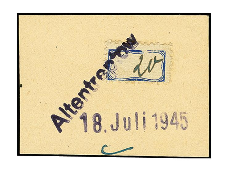 375. Heinrich Köhler Auktion - 3447