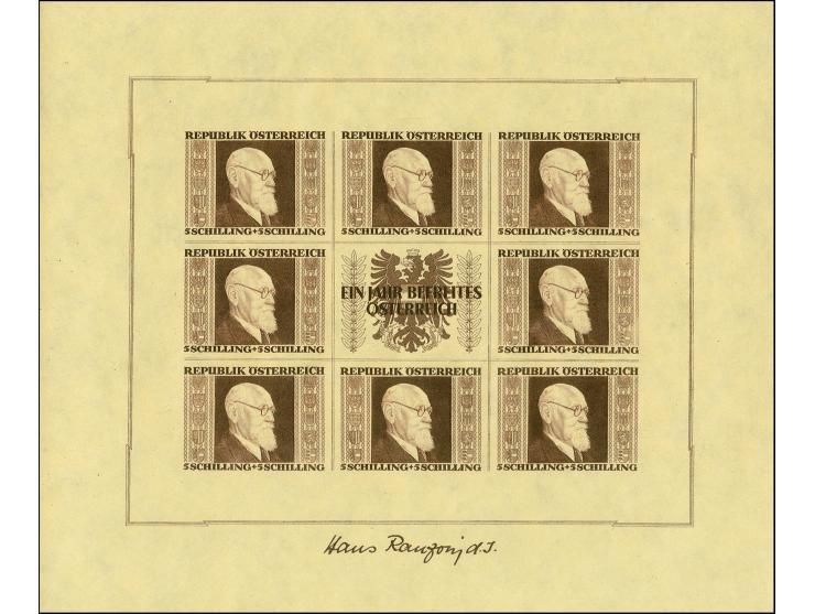 375. Heinrich Köhler Auktion - 1060