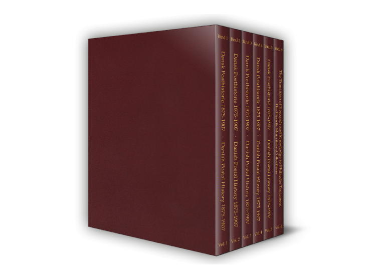Danish Postal History 1875-1907 (Premium Edition)