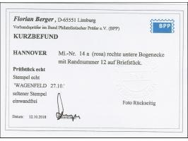 Altdeutsche Staaten -  Die Sammlung ERIVAN - 110