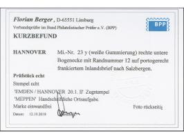Altdeutsche Staaten -  Die Sammlung ERIVAN - 114