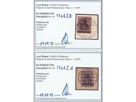 373. Heinrich Köhler Auktion - 1365