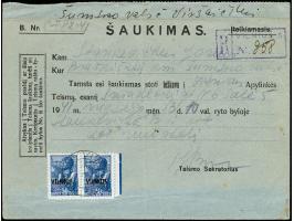 373. Heinrich Köhler Auktion - 212