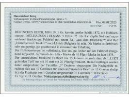 375. Heinrich Köhler Auktion - 259