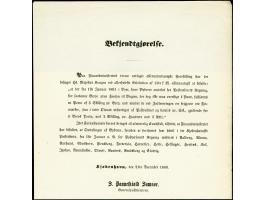 375. Heinrich Köhler Auktion - 1196