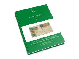Vol. 59: South America - Maritime Postal History 1606-1886 - The Everaldo Santos Collection